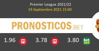 West Ham vs Manchester United Pronostico (19 Sep 2021) 6