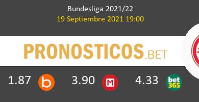 Wolfsburg vs Eintracht Frankfurt Pronostico (19 Sep 2021) 4