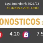 Almería vs R. Sociedad B Pronostico (21 Oct 2021) 5