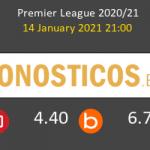 Arsenal vs Crystal Palace Pronostico (18 Oct 2021) 2