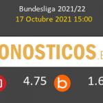 Leverkusen vs Bayern Munchen Pronostico (17 Oct 2021) 3
