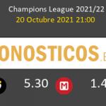 Benfica vs Bayern Munich Pronostico (20 Oct 2021) 6