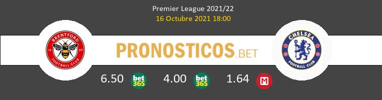 Brentford vs Chelsea Pronostico (16 Oct 2021) 1