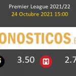 Brentford vs Leicester Pronostico (24 Oct 2021) 3