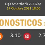 Burgos vs Lugo Pronostico (17 Oct 2021) 3