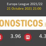 Eintracht Frankfurt vs Olympiacos Piraeus Pronostico (21 Oct 2021) 5