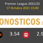 Everton vs West Ham Pronostico (17 Oct 2021) 4