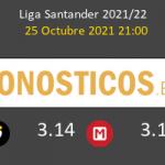 Getafe vs Celta Pronostico (25 Oct 2021) 2