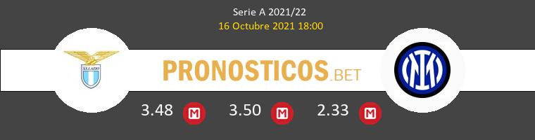 Lazio vs Inter Pronostico (16 Oct 2021) 1