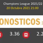 Lille vs Sevilla Pronostico (20 Oct 2021) 3