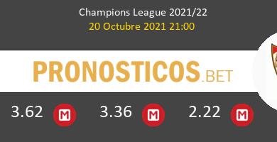 Lille vs Sevilla Pronostico (20 Oct 2021) 2