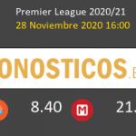Manchester City vs Burnley Pronostico (16 Oct 2021) 7