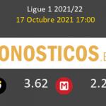 Montpellier vs Lens Pronostico (17 Oct 2021) 3