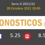 Napoles vs Bologna Pronostico (28 Oct 2021) 2