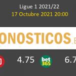 Olympique Marseille vs Lorient Pronostico (17 Oct 2021) 2