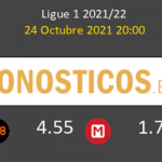 Olympique Marseille vs Paris Saint Germain Pronostico (24 Oct 2021) 2