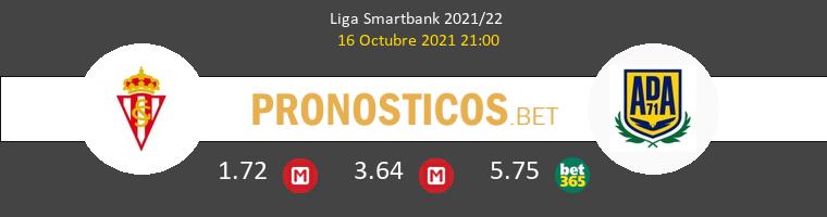 Real Sporting vs Alcorcón Pronostico (16 Oct 2021) 1