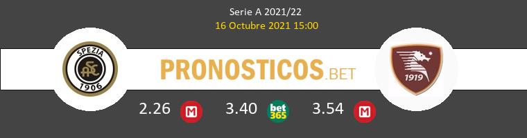 Spezia vs Salernitana Pronostico (16 Oct 2021) 1