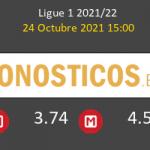 Stade Rennais vs Estrasburgo Pronostico (24 Oct 2021) 5