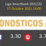 UD Ibiza vs Mirandés Pronostico (17 Oct 2021) 5