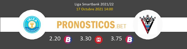 UD Ibiza vs Mirandés Pronostico (17 Oct 2021) 1
