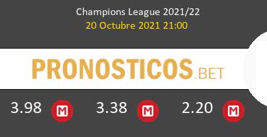 Zenit vs Juventus Pronostico (20 Oct 2021) 4